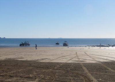 cape palmerston beach.fishing